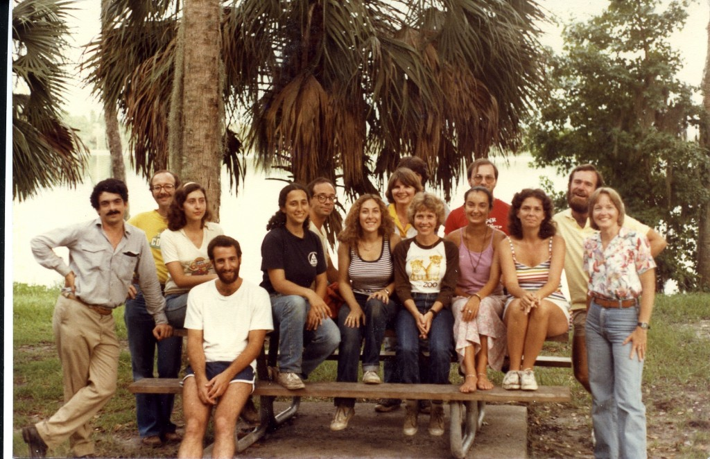 Students about 1982