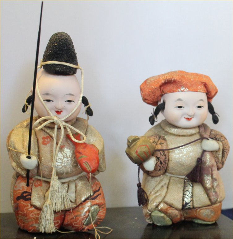 The Uses Of Anese Dolls Judy Shoaf