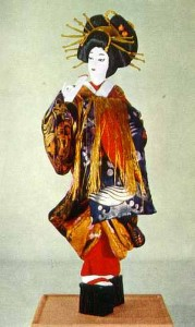The oiran has disappeared from modern culture, but in the 19th century and earlier she was a celebrity of the pleasure quarters.