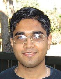 Kshitij Khare headshot