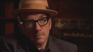 Elvis Costello in Ken Burns's Country Music film
