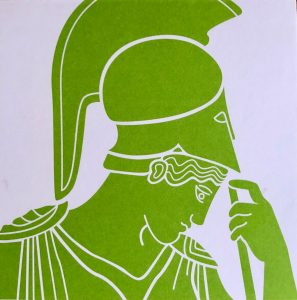 Pensive Athena Design