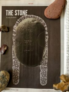 "Erdrich ""The Stone"" in The New Yorker"