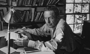 John Cheever in 1979. Photo by Paul Hosefros