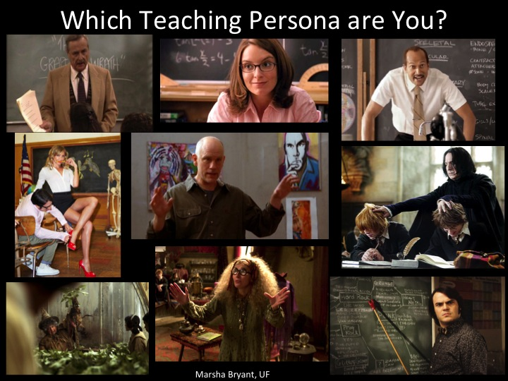 Which Teaching Persona Are You?