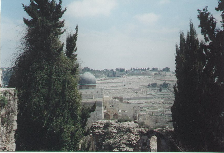 Jerusalem 1993, PJSohn Photo (Copyright (c) 1993)