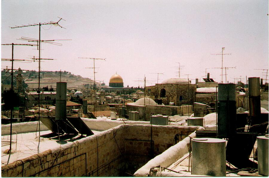 Jerusalem 2000, PJSohn Photo (Copyright (c) 2000)