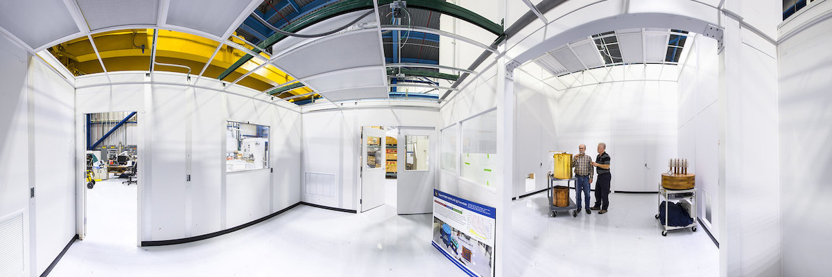 SuperCDMS Clean Room